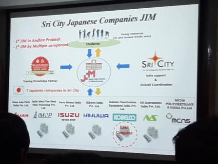 JIM参加日本企業